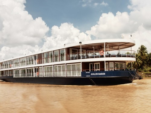Avalon adds a second Suite Ship on the Mekong River