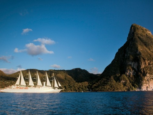 New ports featured in Windstar's 2019-20 Caribbean and Latin America program