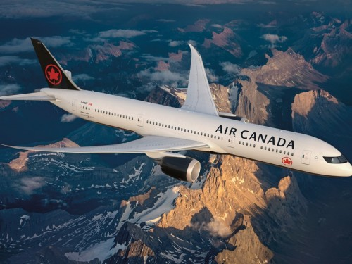 Air Canada increasing service at YVR on four international flights