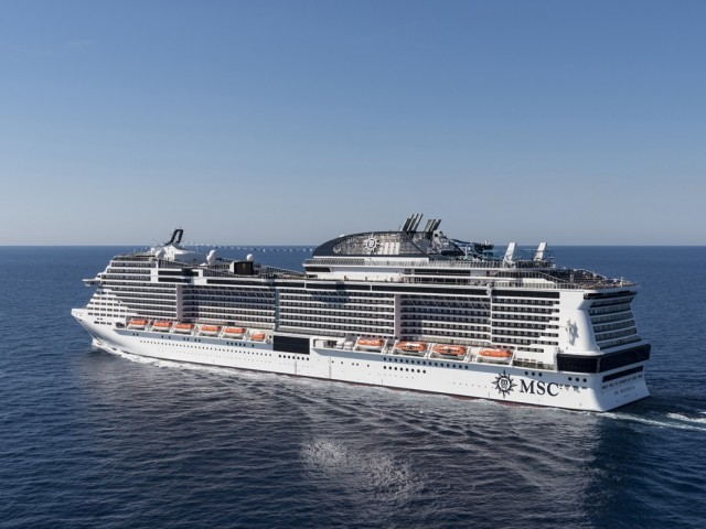 MSC to cut single-use plastics by March