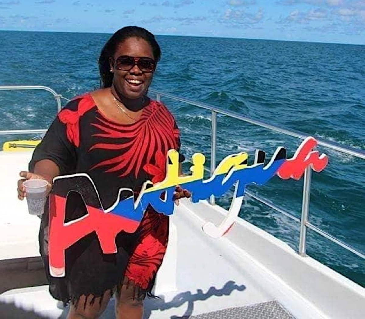 PAX checks in with Antigua & Barbuda's Tameka Wharton