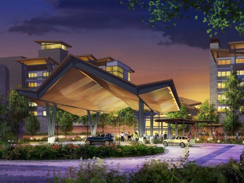 Disney is opening a nature-themed resort in Florida
