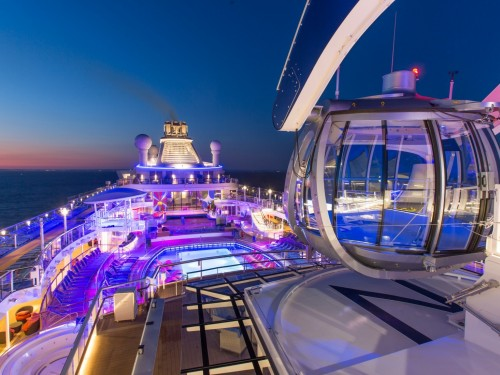TravelBrands Cruises' Canadian residents promo on now