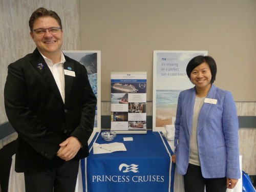Destination Princess tour visits Vancouver