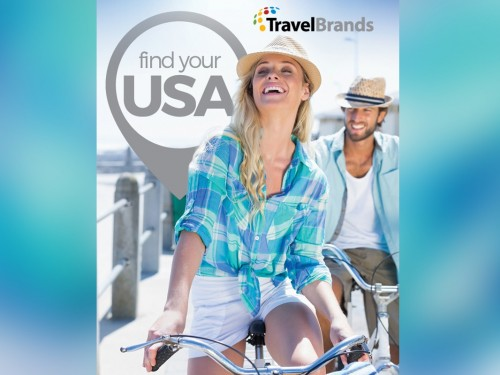 """TravelBrands invites you to """"find your USA"""" with new brochure"""