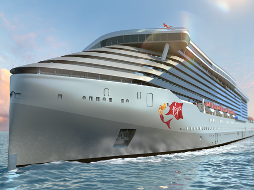 Virgin Voyages is adding a fourth ship in 2023