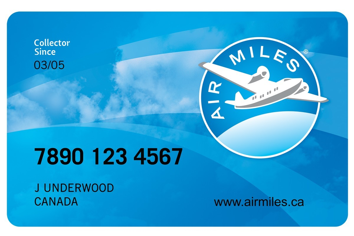 New redtag.ca partnership means Collectors won't get Air Miles from Transat