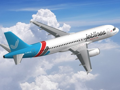 Canada Jetlines to fly from YHU