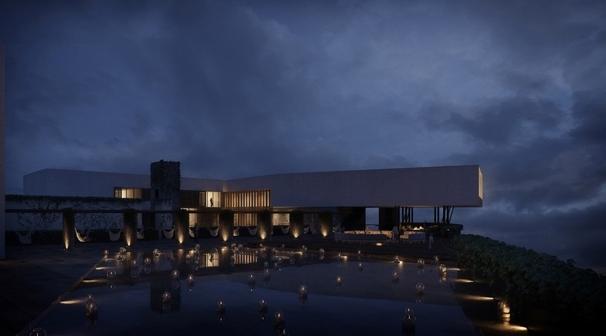 Live Aqua Urban Resort San Miguel de Allende now open