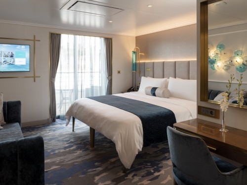 Redesigned Crystal Serenity is ready for guests