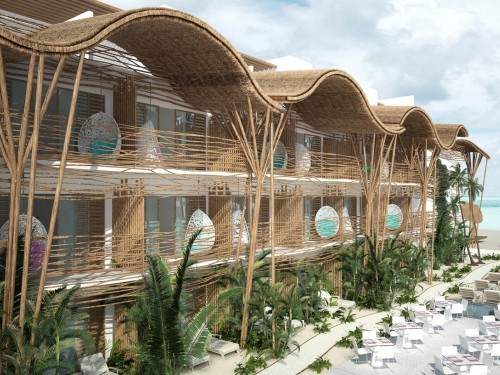 Mystique Blue Boutique Suites opens on Isla Holbox