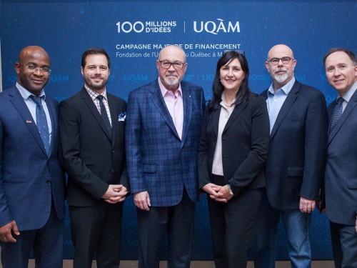 Transat donates $1 million to ESG UQAM's Chair in Tourism