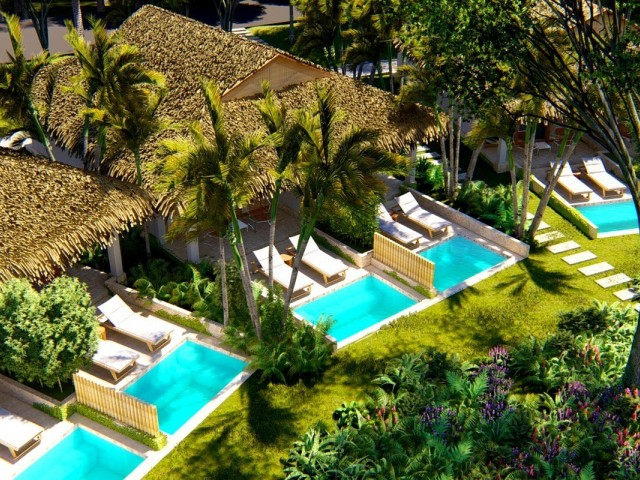 Viva Wyndham V Samana: 34 luxury bungalows in January 2019