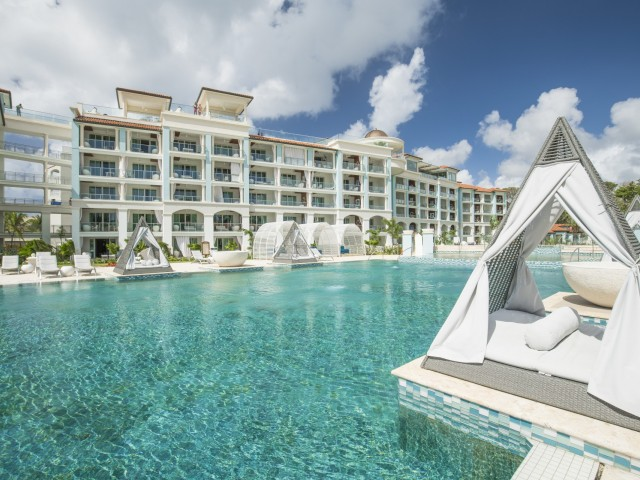 50 new suites at Sandals Royal Barbados now open