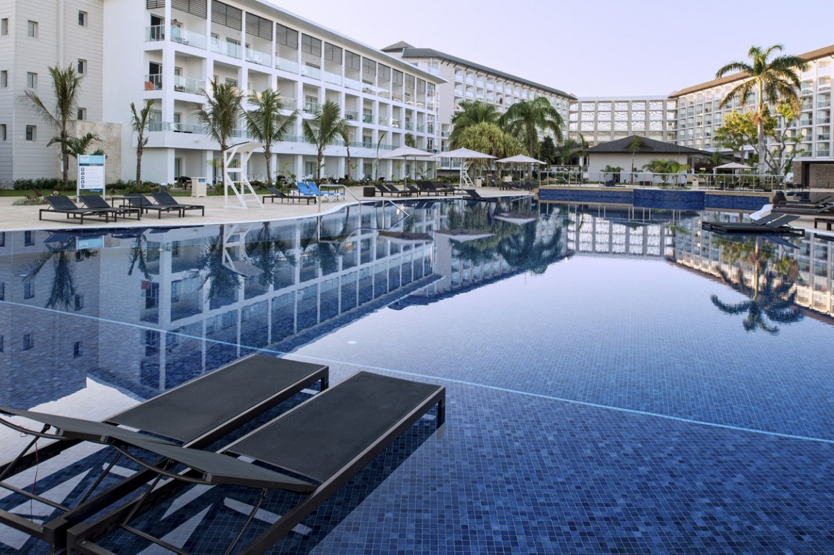 When it comes to hospitality in Montego Bay, the Royalton White Sands passes with flying colours