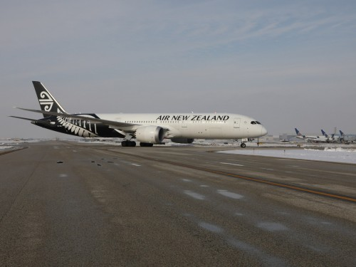 Air New Zealand welcomes service from Auckland to Chicago