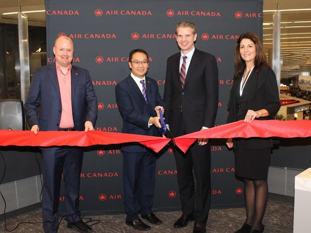 PAX On Location: inside Air Canada's new LaGuardia Maple Leaf Lounge