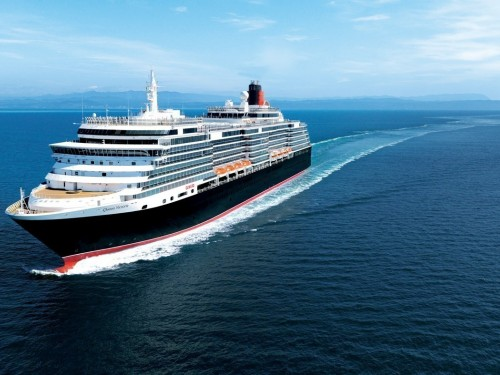 Cunard adds a new spa concept to its entire fleet
