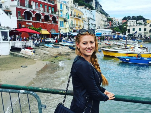 PAX checks in with AIC Hotel Group's Sarah Smith