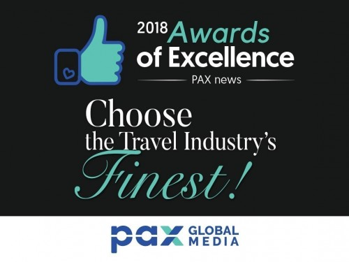 Presenting the winners of PAX Global Media's 2018 Awards of Excellence!