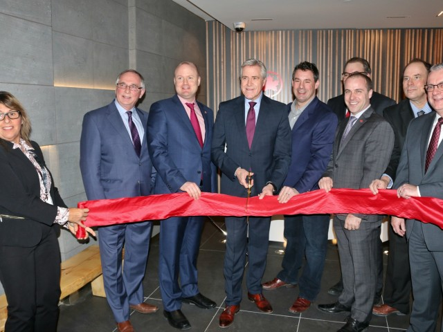 Air Canada builds a better gateway in St. John's with its newest Maple Leaf Lounge