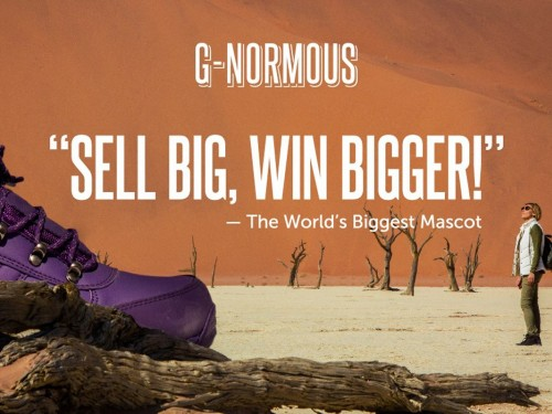 G-Normous is back with $100k in prizes to be won