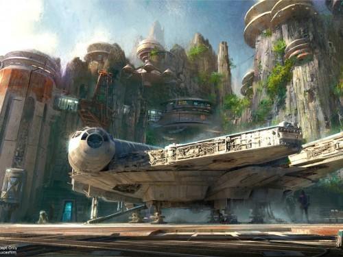 Sneak peek: Disney releases video of Star Wars: Galaxy's Edge