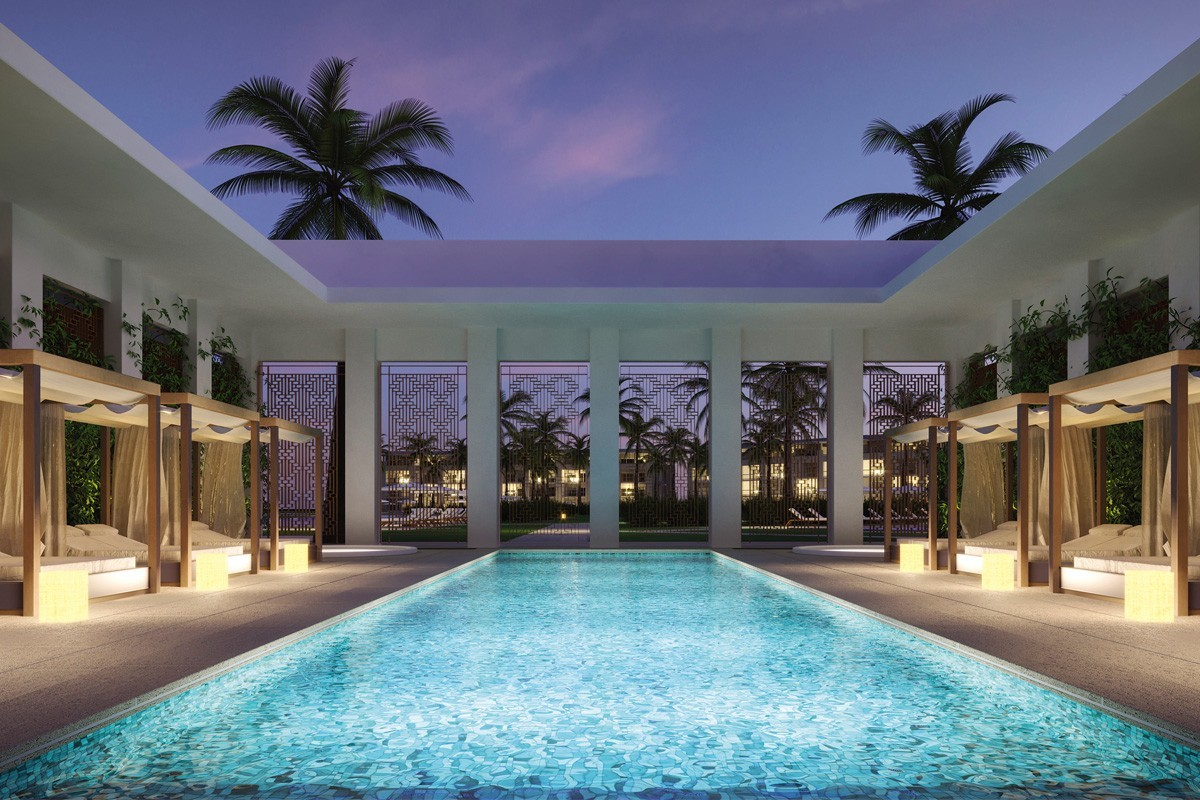 Melia Grand Reserve at Paradisus Palma Real is now open