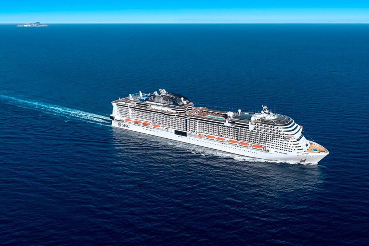MSC Cruises confirms the Grandiosa will sail in 2019