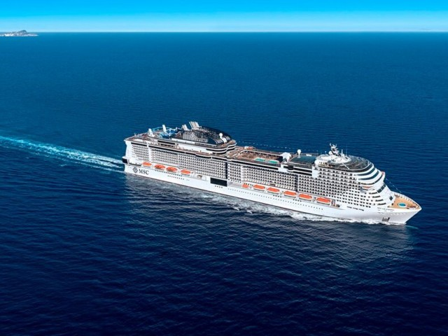 MSC Cruises confirms the Grandiosa will sail in 2019