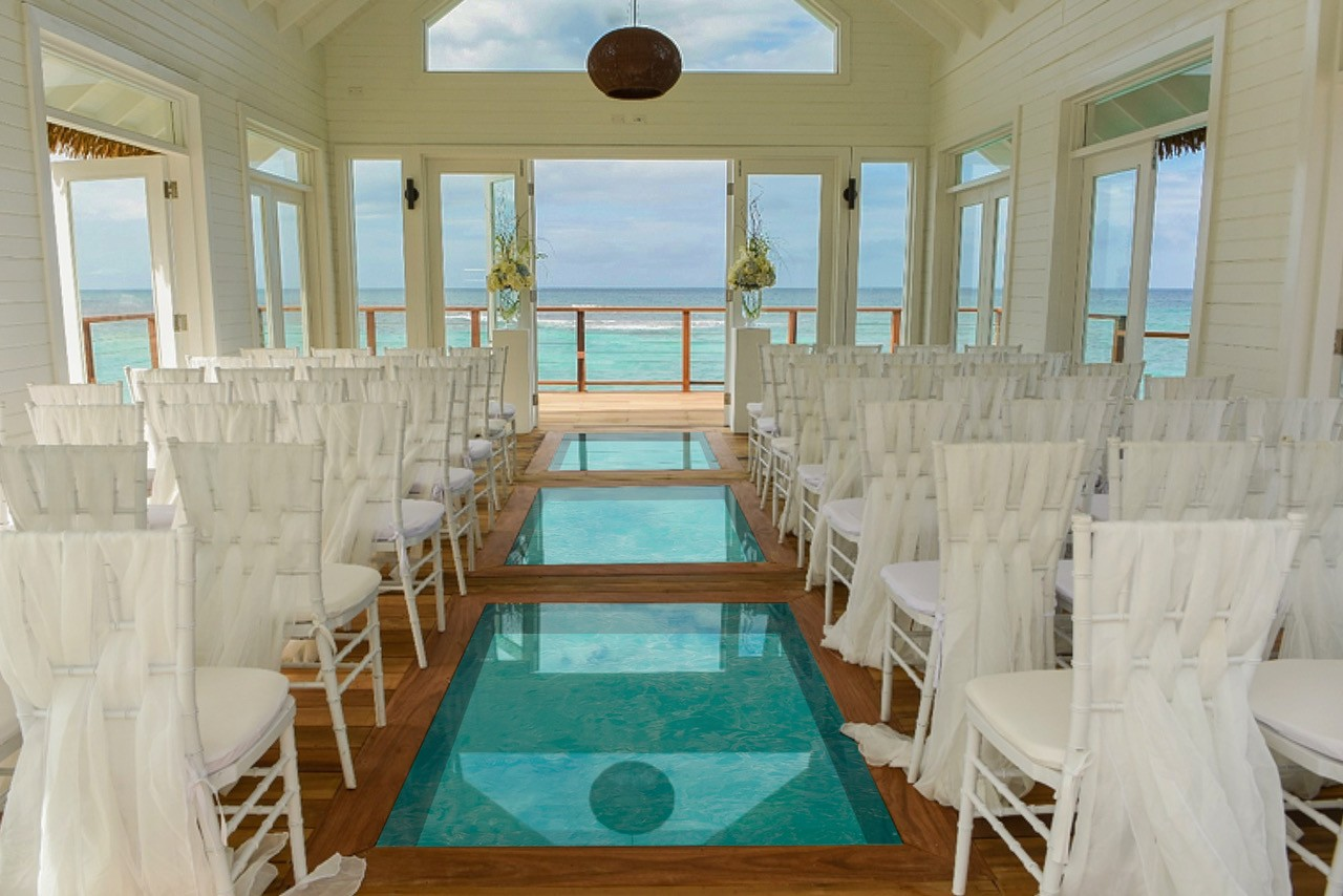 Sandals opens newest over-the-water chapel in Ocho Rios