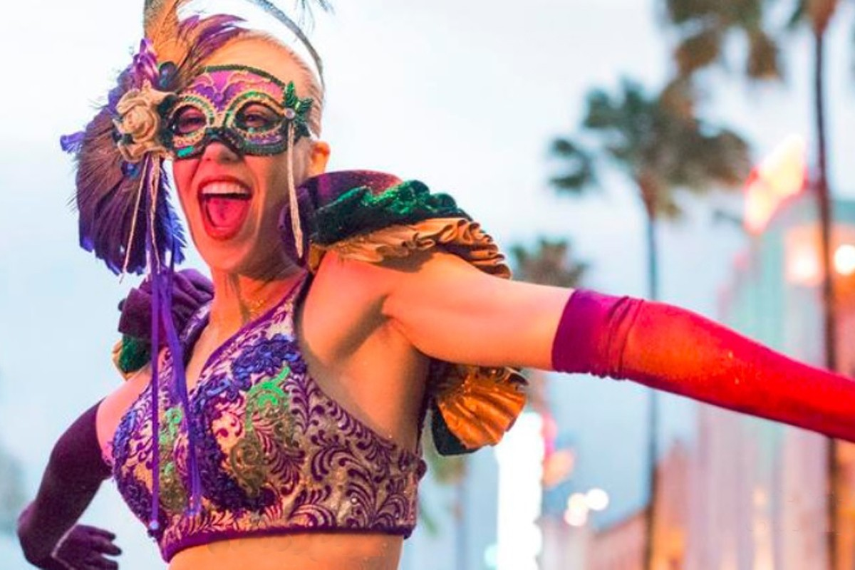 Big celebrities will headline Universal Orlando's Mardi Gras party