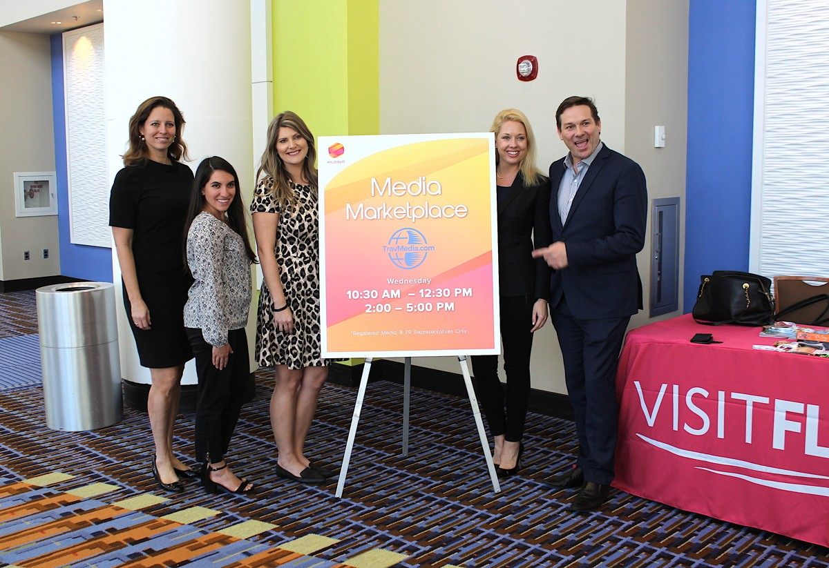 """Visit Florida encourages travellers to """"go beyond"""" at annual Huddle"""