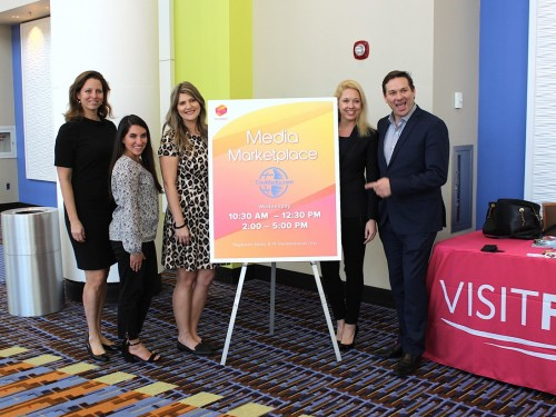 Visit Florida encourages travellers to 'go beyond' at annual Huddle