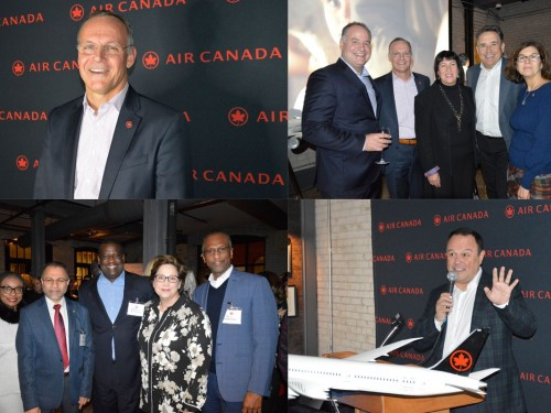 """Air Canada reflects on """"record"""" 2018 heading into Year of the Customer"""