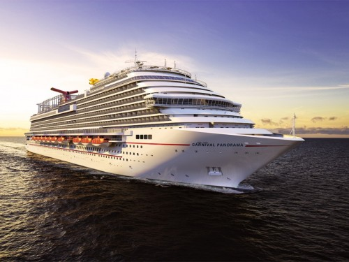Agents who play with Carnival can win a cruise