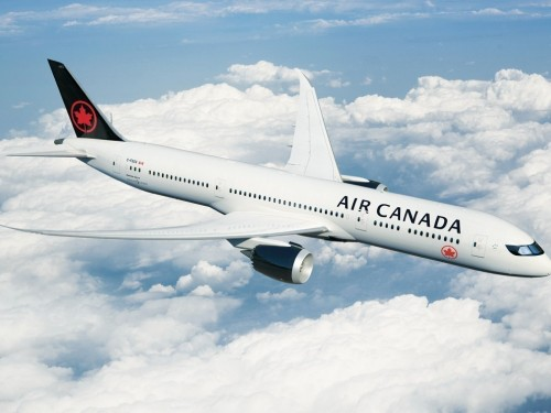 Air Canada launches upgraded transborder service