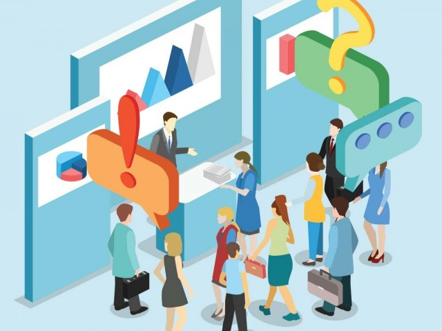 MICE Market: Creating a trade show to increase sales