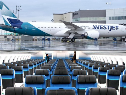 VIDEO: Step into WestJet's game-changing 787-9 Dreamliner