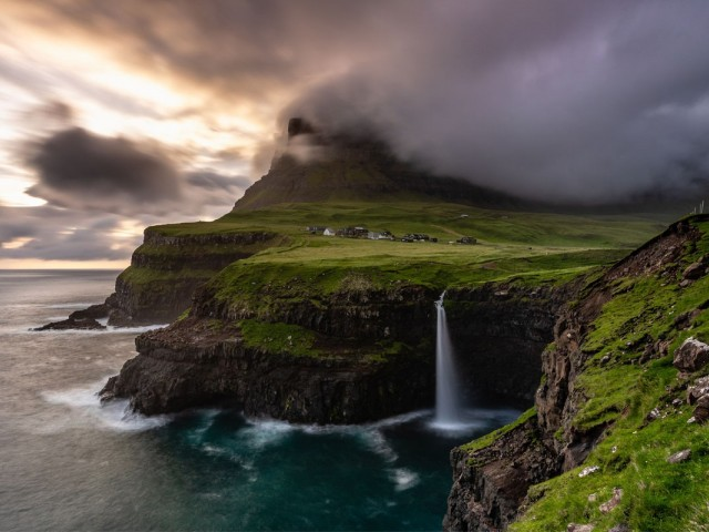 The Faroe Islands are taking a time out from tourism