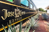 Where to find the all-you-can-drink express tequila train