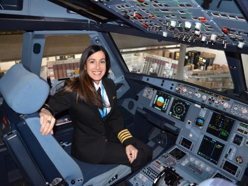 Women of Aviation Week: Air Transat's Martine Olivier