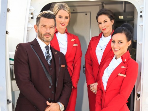 Virgin Atlantic says flight attendants no longer need makeup to do their jobs