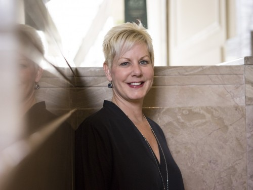 She's back! Denise Heffron to launch Uplift in Canada