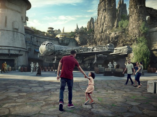 VIDEO: Star Wars: Galaxy's Edge is opening ahead of schedule