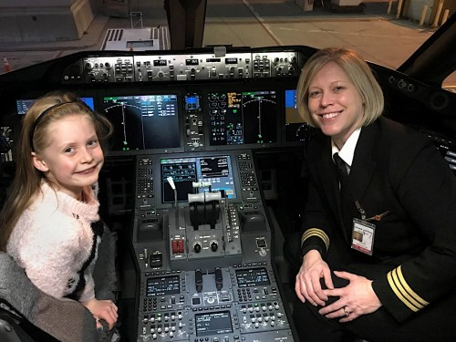Women of Aviation Week: Air Canada's Micheline Metcalfe