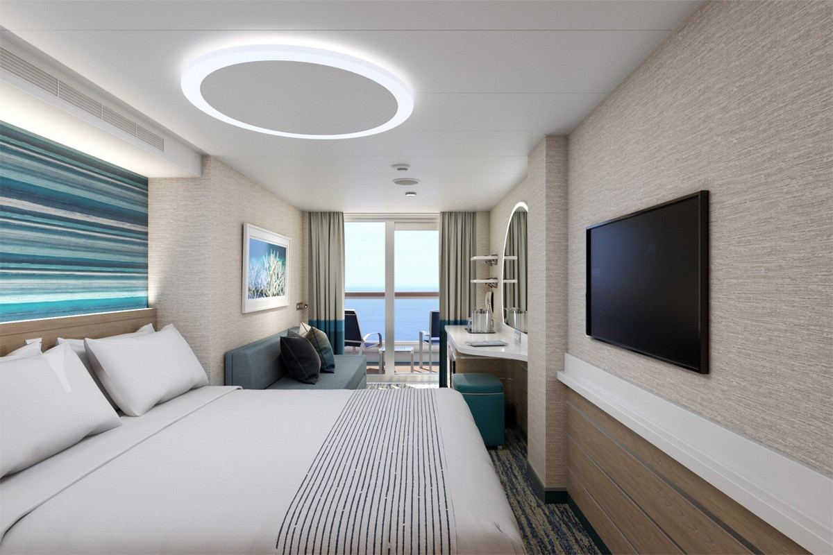 Carnival Cruise Line introduces new stateroom design on Mardi Gras