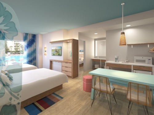 Universal's first half of the Endless Summer Resort opens this June