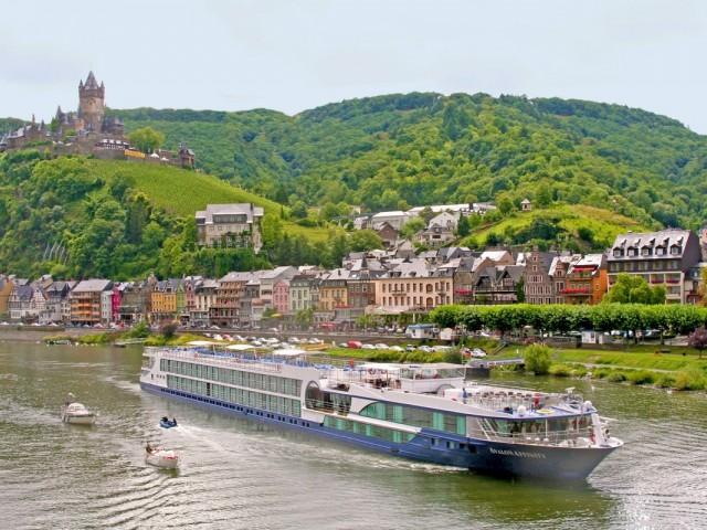 Avalon adds shorter European cruises for 2020