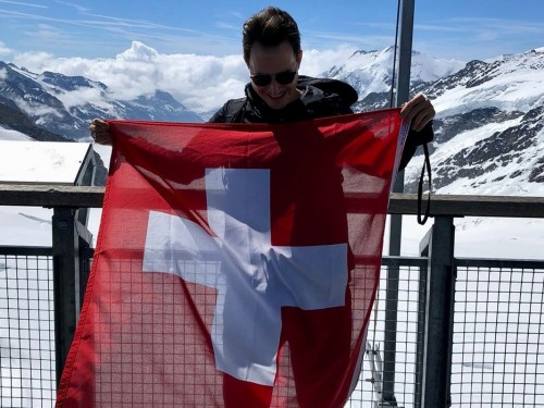 PAX Checks In with Switzerland Tourism's Pascal Prinz